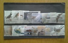 Thematic stamps, Birds on norway stamps.