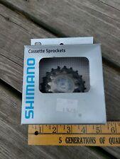 Shimano 7 Speed HG50 CS27 MAX Cassette Sprocket - Deadstock New in Box!