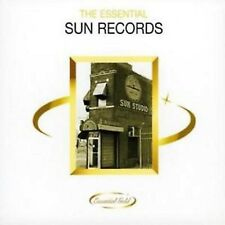 THE ESSENTIAL SUN RECORDS  20 TRACKS - MINT SEALED CD - FREE POST IN UK