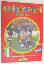CALCIATORI 1986-1987 - ALBUM PANINI RISTAMPA L'UNITA'