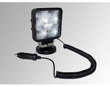 Seta 12/24 volts LED-projecteur de travail phares + Magnetfuß 800 Lumen