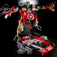 THF-02 Leadfoot Transformation Deluxe Action Figure Movie Wars Robots Kid toy