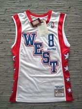 NWT 2004 Kobe BRYANT #8 Authentic MITCHELL & NESS All-Star Jersey Lakers NBA HWC