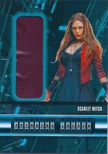 2015 Avengers 2 Age of Ultron Costume Trading  Card Locker AL-W Scarlet Witch