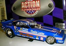 NHRA RAYMOND BEADLE 1:24 Diecast BLUE MAX Action NITRO Funny Car DRAG RACING