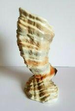 Vintage SylvaC Shell Large Cornucopia / Horn Vase - Model #3523 - 21 cm tall