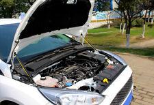Black Engine Hood Shock Strut Damper Lifter New For Ford Foucs 2012-2017 2pcs