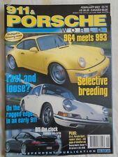 911 & Porsche World Feb 2001 Gemballa GT3, early 911