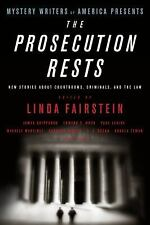 Mystery Writers of America Presents The Prosecution Rests: New Stories-ExLibrary