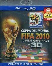 Blu Ray COPPA DEL MONDO FIFA 2010 in 3D - (2010)   ......NUOVO