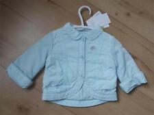 MEXX Baby Girls 4-6 Months (8kg/68cm) NEW Aqua Jacket Summer Coat RRP £24.95