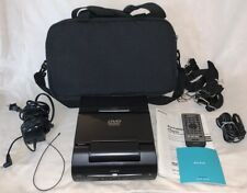 "Sony Mv-65St 6.5"" Portable Dvd Player Dvd/Cd/Mp3 w/ Accessories Bundle! Amazing!"
