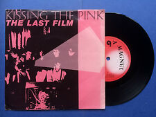 Kissing The Pink - The Last Film / Shine, Magnet KTP-3 Ex+ Condition A1/B1