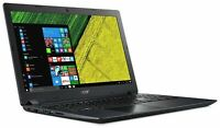 Acer Aspire 3 15.6 Inch AMD E2 8GB RAM 1TB HDD AMD Radeon R2 Laptop - Black
