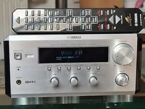 YAMAHA RX-E600 PianoCraft Stereo RDS Receiver Verstärker Original Fernbedienung