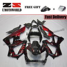 Motorcycle Fairing Kit for Honda CBR929RR 2000-2001 00 ABS Injection Bodywork U7