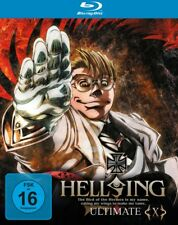 Hellsing Ultimate OVA - Volume 10 (Mediabook) [Blu-ray] NEU