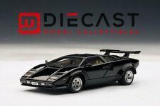 Autoart 54532 Lamborghini Countach 5000 S - Noir 1 43 Echelle