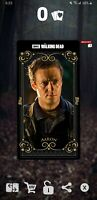 Aaron gold Arcanum Walking Dead Card Trader 10cc extremely rare digital Topps