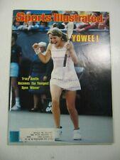 Sports Illustrated Magazine- September 17, 1979 Tracy Austin