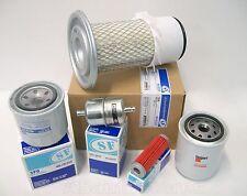 Filter Kit for Kubota G3200H, G4200H, G5200H, G6200H - air oil fuel HST