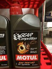 Motul Gear Competition SAE 75W140