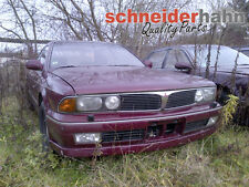 FRONTKIT Stoßstange Motorhaube Kotflügel Scheinwerfer Mitsubishi Sigma Limousine