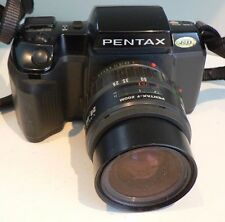 PENTAX SF7 AF CAMERA and PENTAX-F Zoom 28-80mm 1:3.5-4.5 LENS