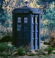 Full sized Doctor Who 1966 TARDIS police box digital plans BENEFITS CHARITY