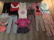 Girls Clothing Lot, 21 Items, Size 6/6X, Disney Princess, Carter's, Gymboree