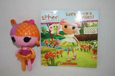 """Lalaloopsy Let's Grow A Garden Book & 7"""" Doll"""