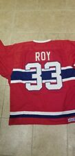 Patrick Roy Montreal Canadiens CCM Vintage  Hockey Jersey , size 54, nwt