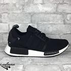 New Men's Adidas NMD R1 PK Primeknit Japan Black S81847 Size 4.5-13