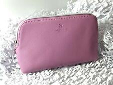 Aigner - Pouch Kosmetiktasche Clutch Tasche Bag - Pink