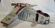 Star Wars Clone Wars Crumb Bomber Republic Gunship Hasbro