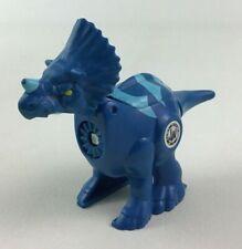 Triceratops Jurassic World Brawlasaurs Dinosaur Figure Toy Wind up Hasbro 2014
