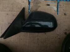 HYUNDAI ELANTRA LEFT DOOR MIRROR POWER COLOUR CODED TYPE XD 11/00-09/03 DARK BLU
