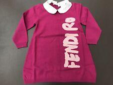 Fendi baby girls dress 24M
