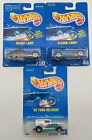 SEALED Hot Wheels Classic Cars Lot of 3 Ford Classic Caddy Talbot Lago Diecast