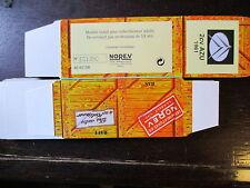 BOITE VIDE NOREV  CITROEN 2CV AZU  1963  EMPTY BOX CAJA VACCIA