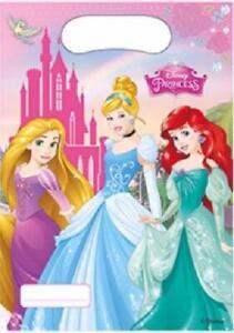 Disney Princess Party Bags - Pack of 6