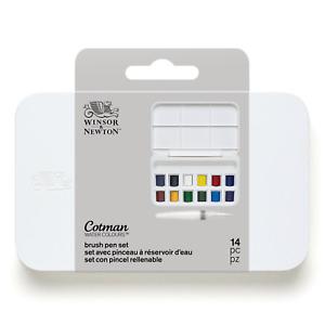 Cotman Water Colour Brush Pen Set