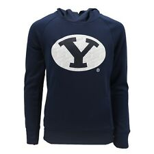 BYU Cougars Kids Youth Size NCAA Official Polyester Hooded Sweatshirt New Tags