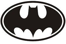 1x Batman étiquette autocollant de voiture Vitre Arrière Tuning Capot