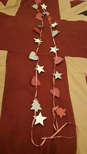 Next Christmas card hangers 4 available