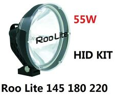 55W HID Conversion Kit for Nite Stalker Roo Lite 145XP 180XP 220XP SpotLights