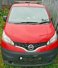 2014 NISSAN NV200 1.5DCI WIPER ARMS/ BREAKING