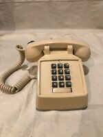 Vintage Northern Telecom Push Button Desk Phone QSQM 2500AX Working Tested