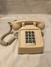 Vintage Northern Telecom Push Button Desk Phone Qsqm 2500Ax Working Tested