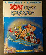 BD Astérix chez Rahazade Goscinny Uderzo Albert rené 1987
